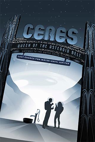 Ceres Tourism Poster