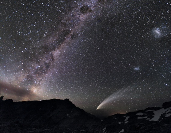 Magellanic Clouds National Geographic